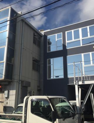 三起化成株式会社 新社屋