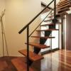 スチール製アイアン・階段