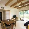 四季と暮らす平屋造りの家