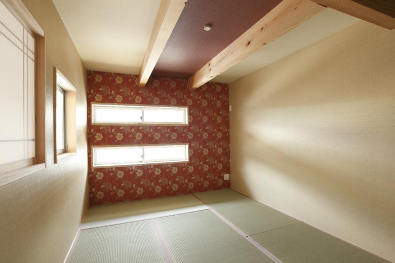 中2階にある和室